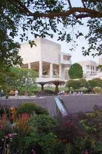Getty Museum and Gardens