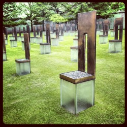 Chairs of the Victims