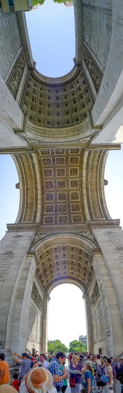 Arc de Triomph Panorama