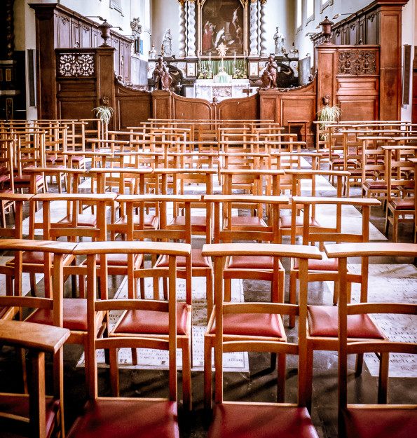 Beginjnhof Chapel
