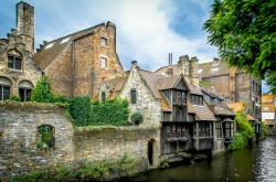 Brugge- canals