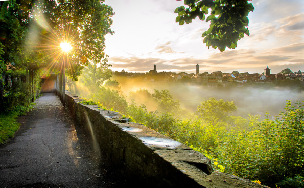 Rothenburg Sunrise