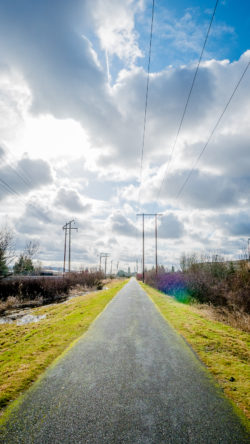 Finding your True North - The Interurban Trail